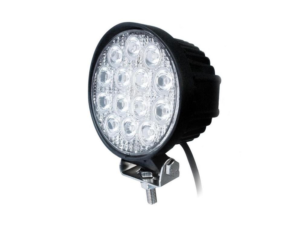エーアールティー その他灯火類 ラウンドLEDランプ スタンダード LED 2800ルーメン EPISTAR用 (ART Round LED Lights - LED 2800 lumens Epistar Standard【ヨーロッパ直輸入品】)