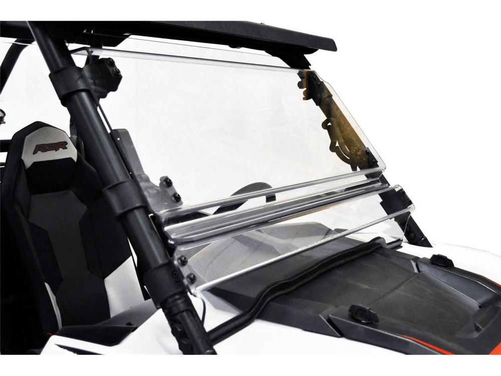 DIRECTION 2 ディレクション2 その他外装関連パーツ Dimension 2 Full Tilt Windshield Polaris RZR 1000【ヨーロッパ直輸入品】