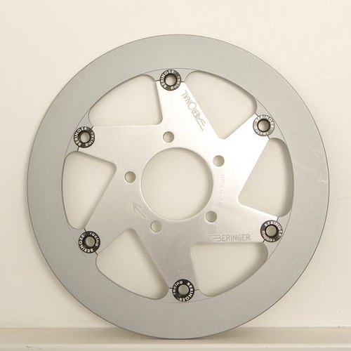 BERINGER ベルリンガー ディスクローター AERONAL DISC (エアロナルディスク) ステンレスローター カラー:シルバー T-MAX T-MAX530 [XP500]