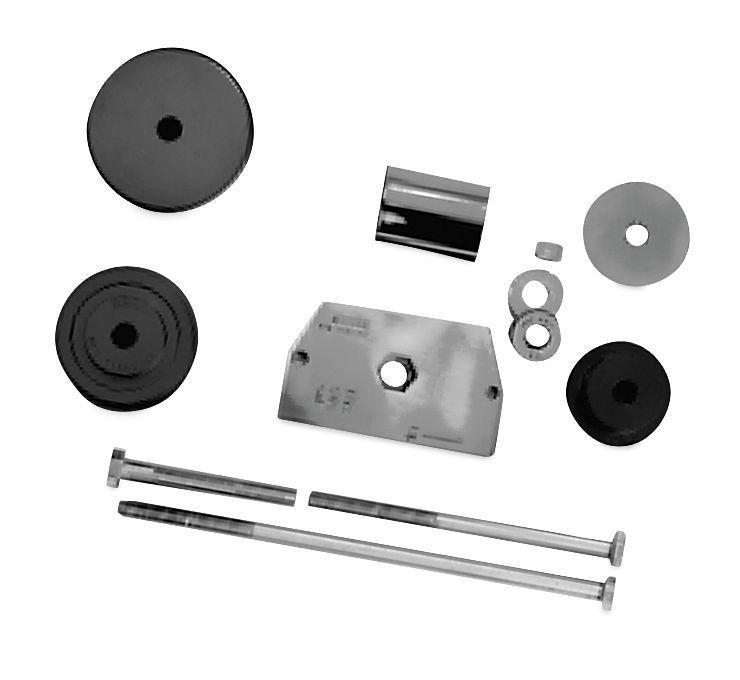 ベイカードライブトレイン ミッション メインドライブギア/ベアリングサービスキット Vツイン用 【Maindrive Gear and Bearing Service Kit for V-Twin [410636]】