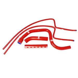 SAMCO SPORT サムコスポーツ ラジエーター関連部品 クーラントホース(ラジエーターホース) カラー:パープル (限定色) Speed Triple 1050 2011-2015