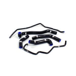 SAMCO SPORT サムコスポーツ ラジエーター関連部品 クーラントホース(ラジエーターホース) カラー:レッド (限定色) Daytona 675 / Daytona 675R 2013-2017