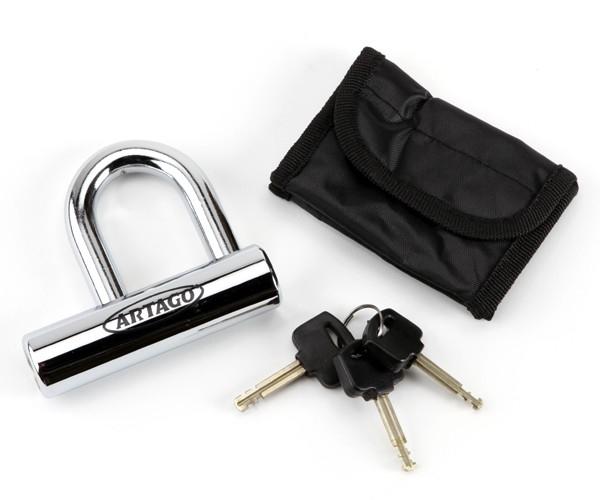 ARTAGO アルタゴ 558 U DISC Lock CHROME【558 ユーディスクロック クローム】