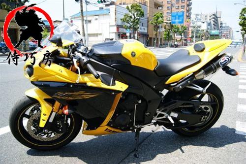 侍巧房 サムライコウボウ その他ステップパーツ リアルカーボン ステッププレート YZF-R1