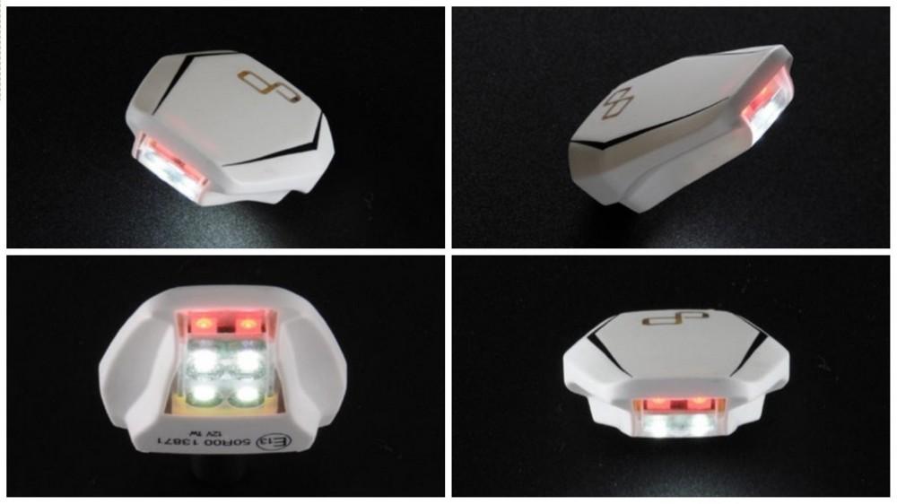 LighTech ライテック ナンバープレート関連 アジャスタブルナンバープレートホルダー アクセサリーパーツ:無し (ステンレスボルト) ナンバープレートランプ:ホワイト T-MAX 530 12-15