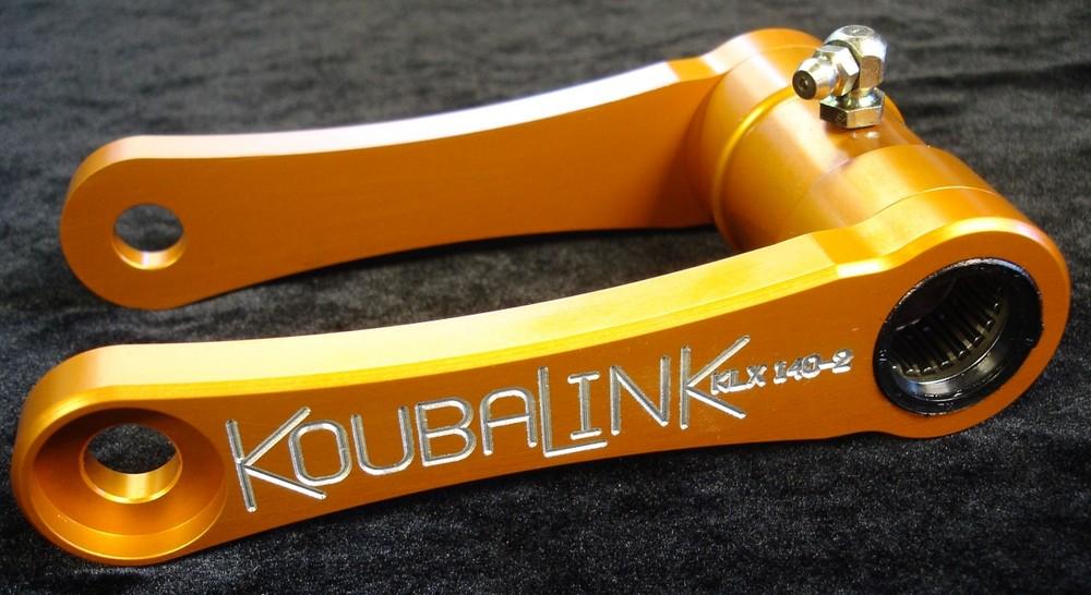 【送料無料】サスペンション KLX140 KLX140 L koubalink コウバリンク KLX140-2  【ポイント5倍開催中!!】【クーポンが使える!】 koubalink コウバリンク 車高調整関係 ローダウンリンク KLX140 KLX140 L