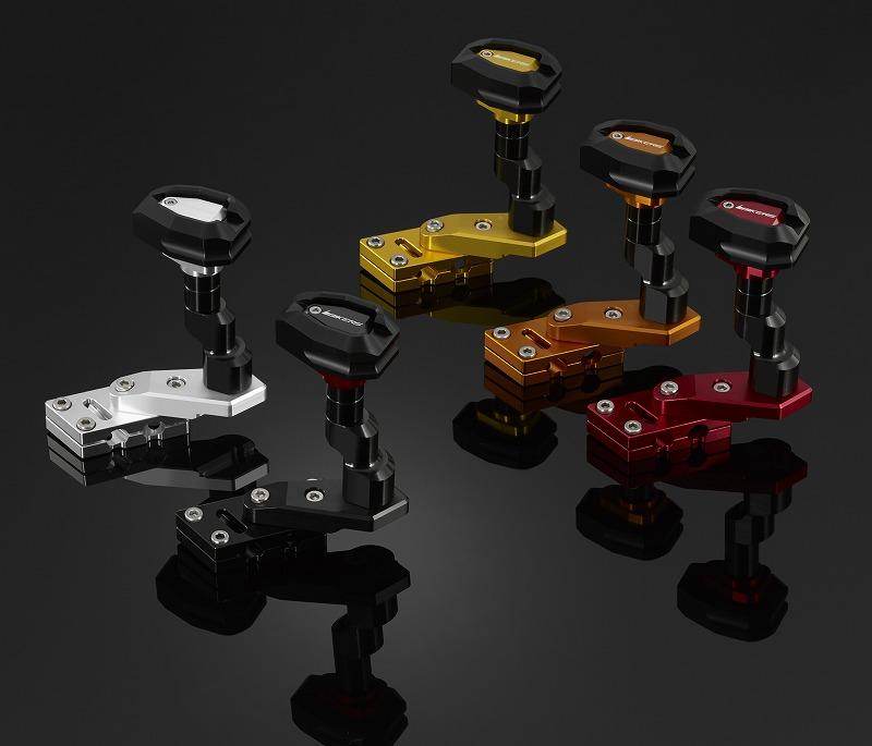 モデル着用 注目アイテム BIKERSバイカーズ ガードスライダー ボディープロテクター バイカーズ 新作多数 CBR300R BIKERS