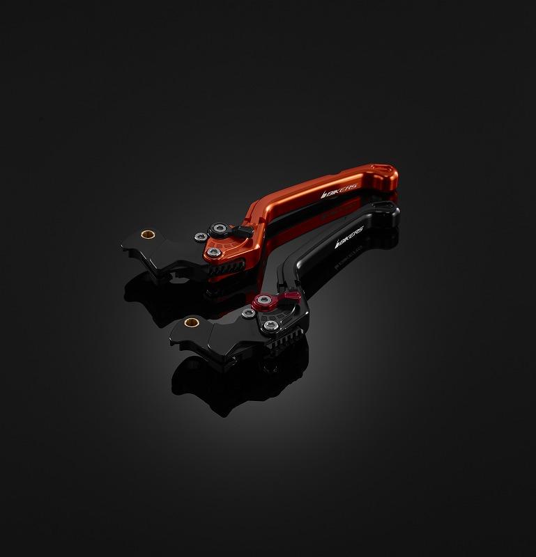 BIKERS バイカーズ 6段階調整付可倒式クラッチレバー DUKE390 RC200 RC390