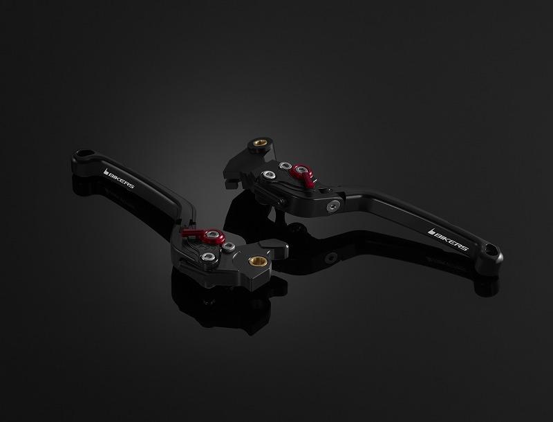 BIKERS バイカーズ 6段階調整付可倒式クラッチレバー M-SLAZ