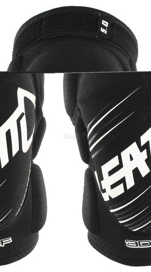 LEATT BRACE リアットブレイス 膝プロテクター・ニーガード LEATT 3DF 5.0 ニーガード サイズ:S/M