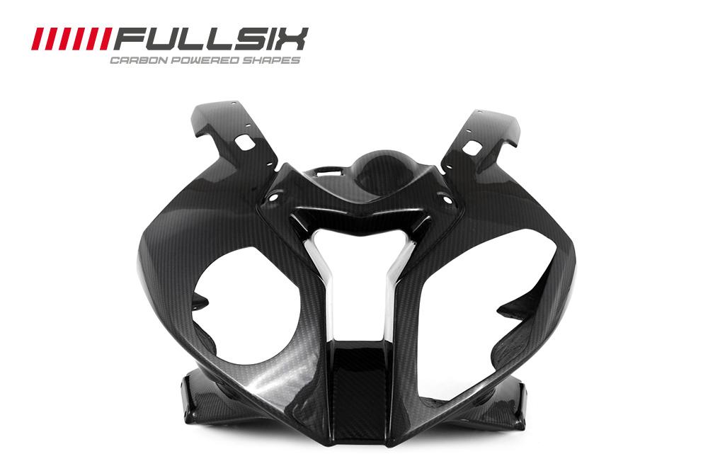 FullSix フルシックス ヘッドライトアッパーカウル(純正形状) S1000RR