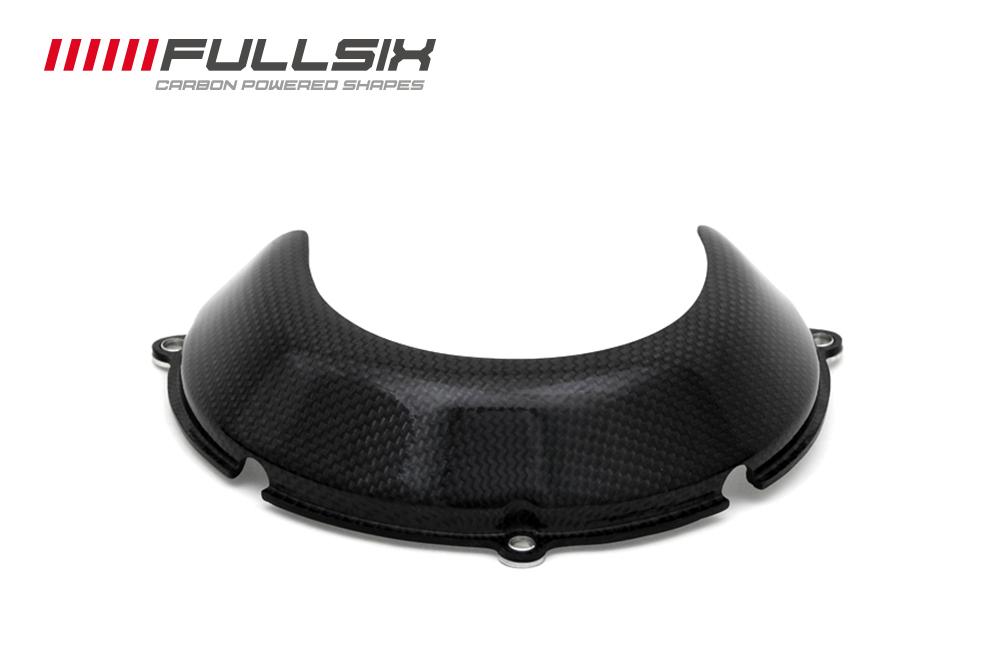 FullSix フルシックス その他外装関連パーツ クラッチカバー(カットタイプ) マットコート(艶なし) 平織り