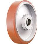 TRUSCO トラスコ中山 工業用品 イノアック 中荷重用キャスター ログラン(ウレタン)車輪のみ Φ250