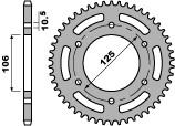 ピービーアール スプロケット Crown aluminum PBR【ヨーロッパ直輸入品】 丁数:50 DAYTONA 675 (675) 06-12|15-16 DAYTONA 675 R (675) 15-16
