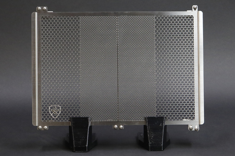 TRICK STAR トリックスター コアガード・ラジエーターカバー ラジエターコアガード New HyperMotard New Hyperstrada