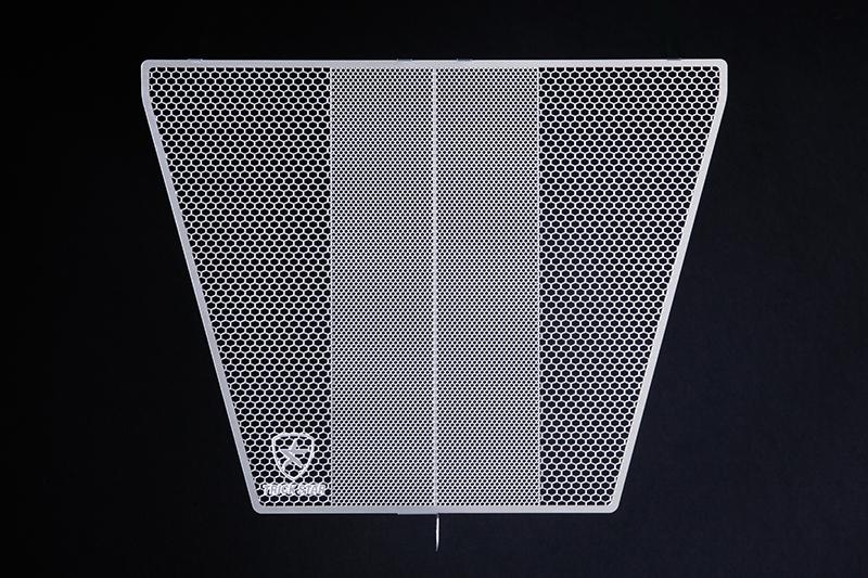 TRICK STAR トリックスター ラジエターコアガード GSX-R600 GSX-R750
