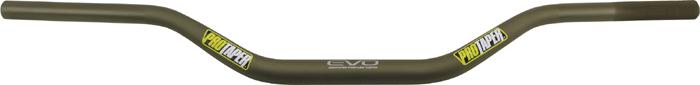 PRO TAPER プロテーパー EVO [エボ] ハンドルバー カラー:マグネシウム