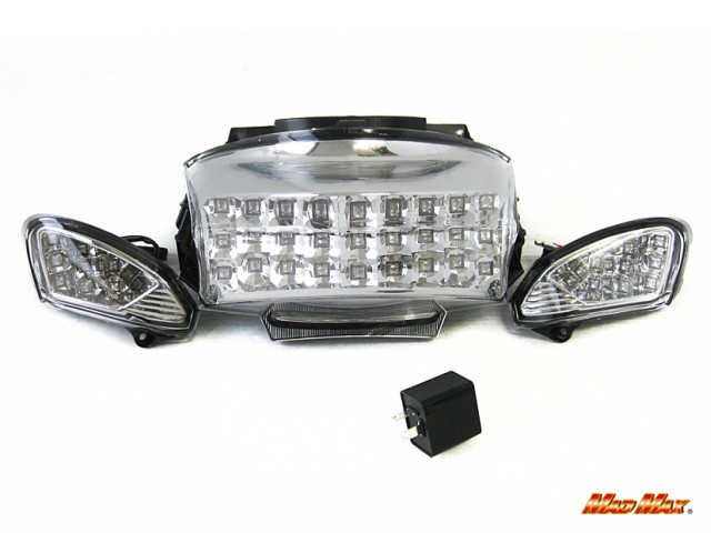 MADMAX マッドマックス LEDテールランプ ウインカーセット PCX125 PCX125 PCX150