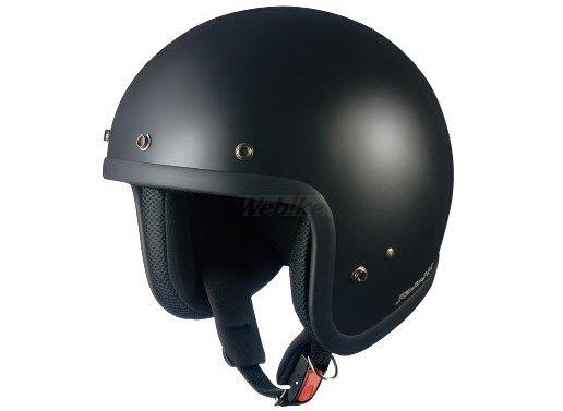 【在庫あり】OGK KABUTO オージーケーカブト ジェットヘルメット RADIC NX [ラディックNX フラットブラック] ヘルメット