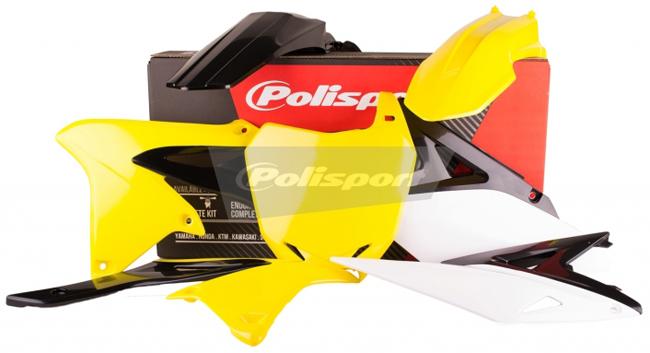 【イベント開催中!】 POLISPORT ポリスポーツ フルカウル・セット外装 MX コンプリートキット (フルセット外装) RMZ250