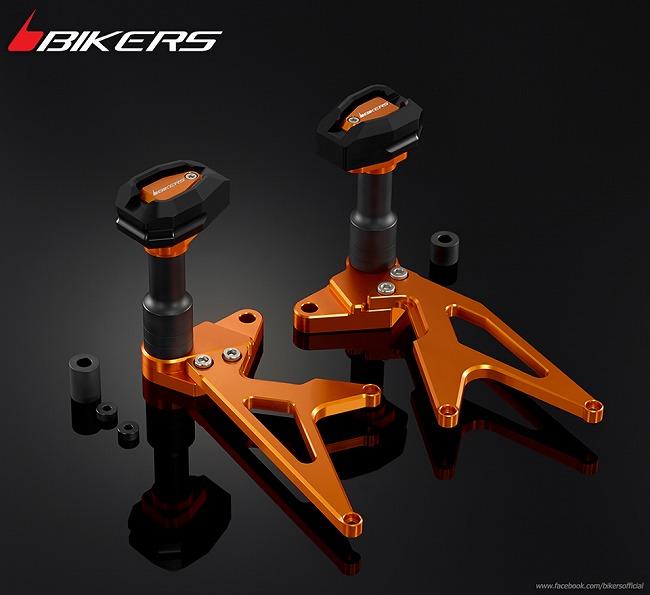 BIKERSバイカーズ ガードスライダー ボディープロテクター BIKERS 人気ショップが最安値挑戦 バイカーズ CB500F CBR500R オンラインショップ