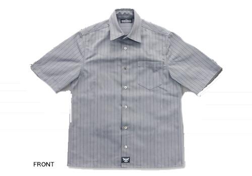 BREDGE ブレッジ カジュアルウェア Short Sleeve Work シャツ サイズ:M