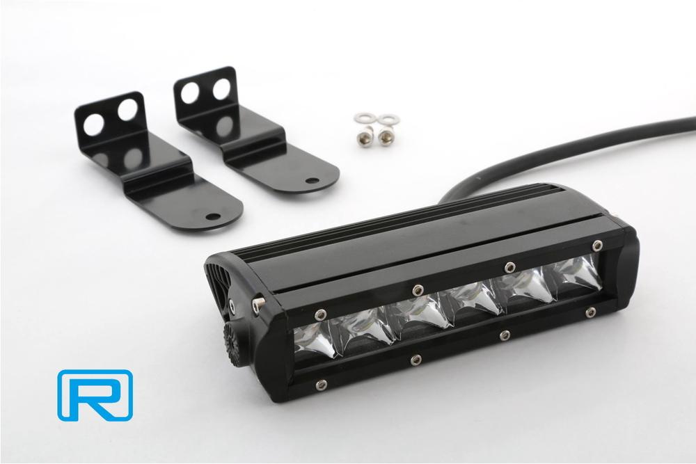 Rin Parts リンパーツ ヘッドライトキット 3 ロングステーVer ズーマー