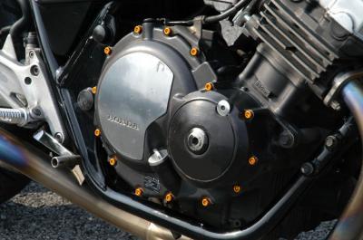 JPモトマート(デュラボルト) JP MotoMart(DURA-BOLT) エンジンカバーボルトキット 36本セット ZX-6R(14-