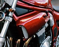 Magical Racing マジカルレーシング サイドカバー センターカウル 素材:FRP製(ブラック) 95-99 GSF1200