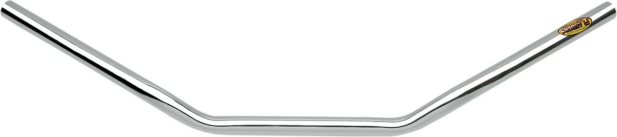 FLANDERS フランダース ハンドルバー ワイド クラブマンバー クローム 【WIDE CLUBMAN BAR CHROME [DS-300324]】