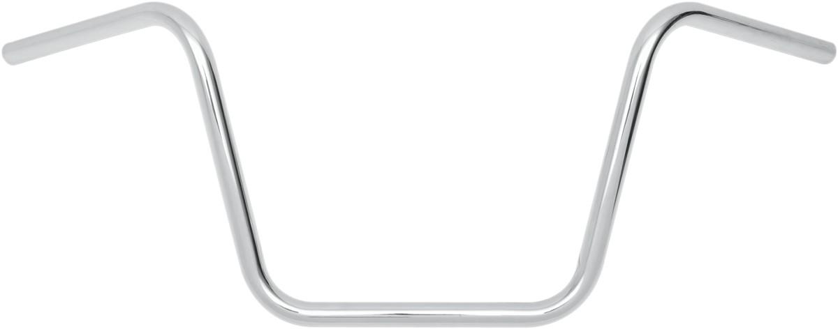 FLANDERS フランダース ハンドルバー エイプハンガーバー プレーン クローム 【APEHANGER BAR,PLAIN,CHROM [DS-300117]】