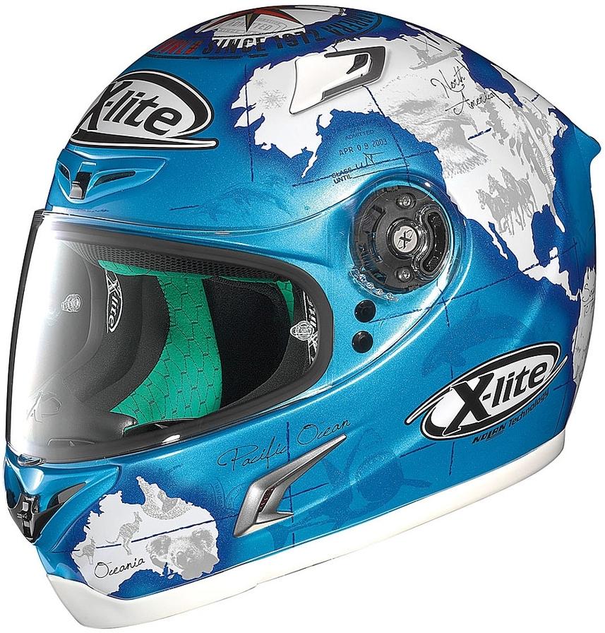 NOLAN ノーラン フルフェイスヘルメット X-LITE X-802RR チェカ サイズ:L(59-60cm)