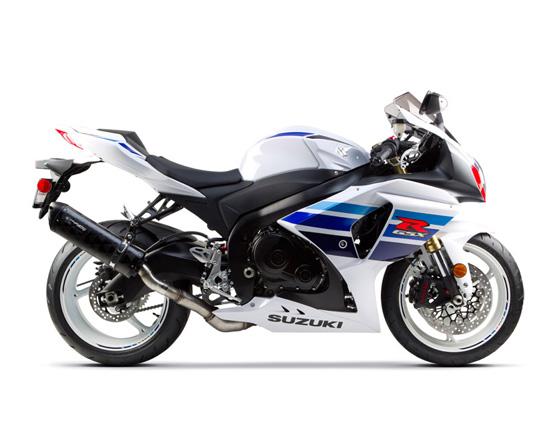 Two Brothers Racing ツーブラザーズレーシング VALE スリップオンマフラー M2アルミサイレンサー タイプ:ブラックシリーズ GSX-R1000