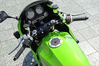 SPEC ENG. スペックエンジニアリング GPZ900R専用バーハンドルキット 安心セット GPZ900R