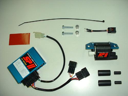 ASウオタニ AS UOTANI イグニッションコイル・ポイント・イグナイター関連 SPIIフルパワーキット W650