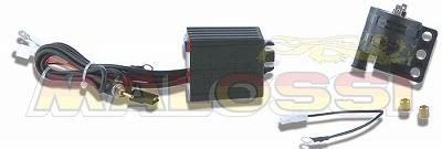 MALOSSI マロッシ CDI・リミッターカット関連 エレクトリックコイルCDI TC UNIT K15 with MAGNET/RPM CONTROL 50cc 2st
