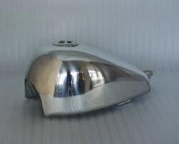 BIG CEDAR ビッグシーダー アルミティアドロップタンク APE100 [エイプ] APE50 [エイプ]