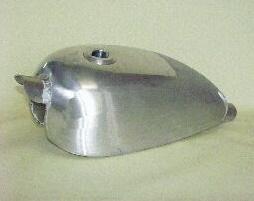BIG CEDAR ビッグシーダー アルミアーモンドタンク