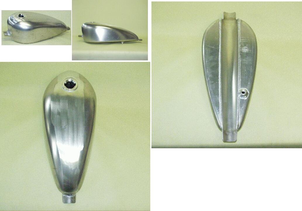 BIG CEDAR ビッグシーダー ナローT-2アルミタンク
