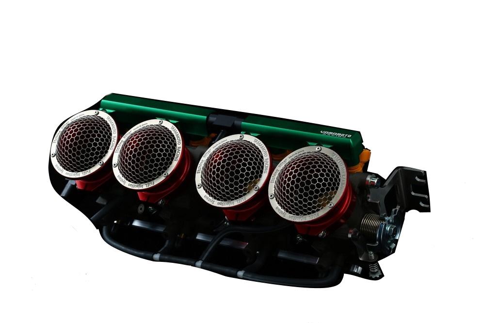 ヤマモトレーシング YAMAMOTO RACING インジェクション関連 Φ46スロットルボディ ZRX1200DAEG [ダエグ]