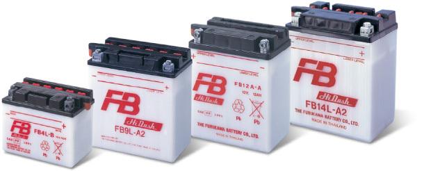 【在庫あり】【イベント開催中!】 古河バッテリー FB12A-A 12V開放型バッテリー (FBシリーズ) センサー付き