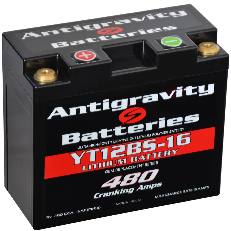Ken's factory ケンズファクトリー バッテリー 【Antigravity】OEM case 16cell