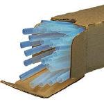 TRUSCO トラスコ中山 工業用品 パンドウイット 熱収縮チューブ テフロン