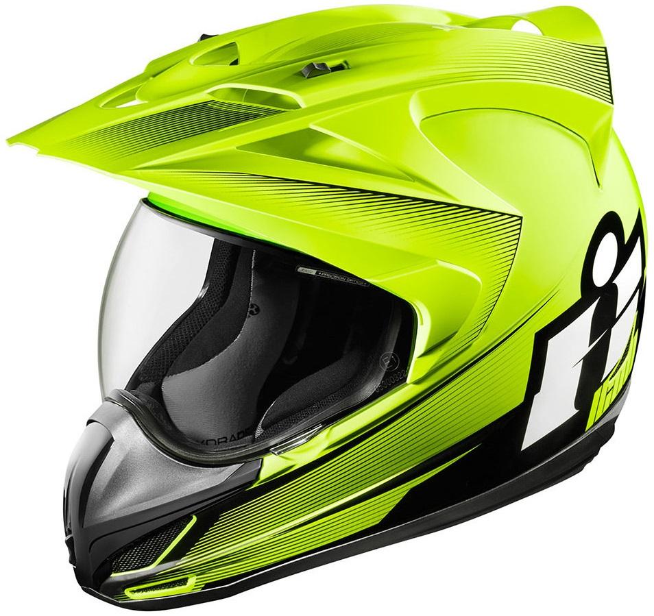 ICON アイコン フルフェイスヘルメット VARIANT DOUBLE STACK HELMET [バリアント ダブルスタック ヘルメット] サイズ:XS(53-54cm)