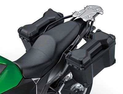 送料無料 車体用バッグ ケース VERSYS-X ABS KLE250DHF 999940993 新作多数 メーカー公式 サイドボックス KAWASAKI 2017 パニアケース カワサキ