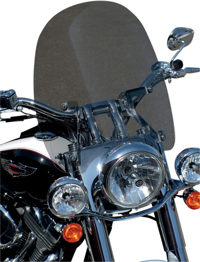 KLOCK WERKS クロックワークス スクリーン ウインドシールド KRUISE SERIESモデル MID TNT B 【WINDSHIELD KRUS MID TNT B [2302-0097]】 Custom 1949 - 2013