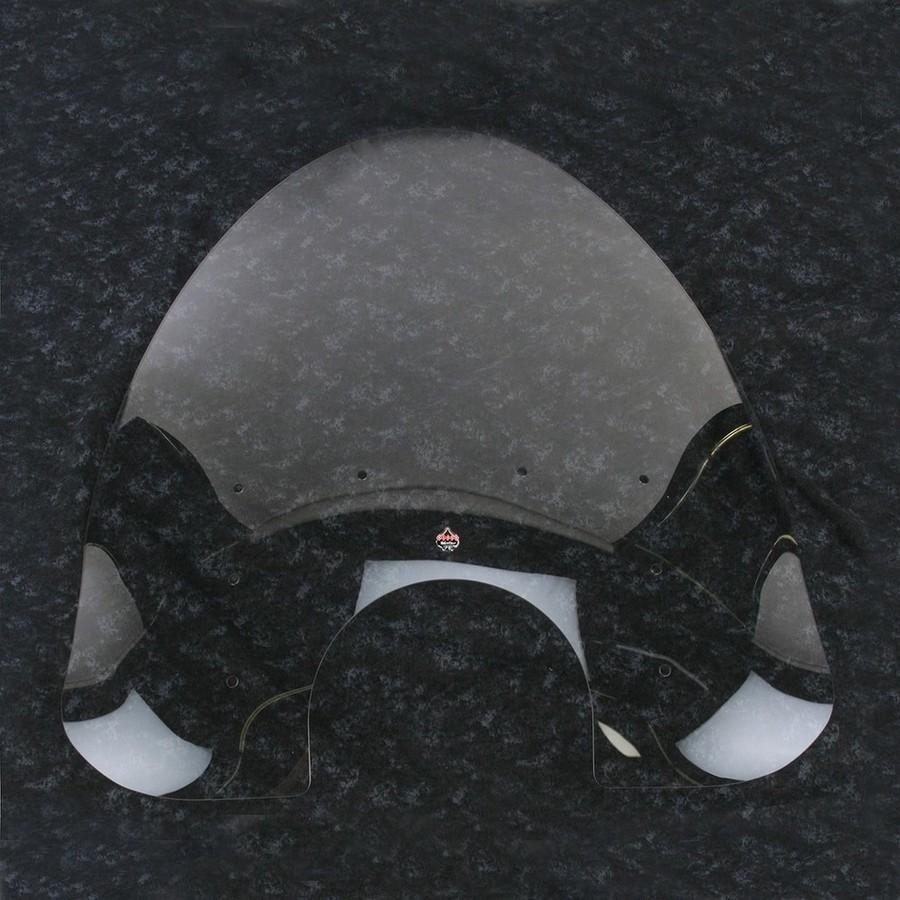 KLOCK WERKS クロックワークス スクリーン ウインドシールド FLAREモデル 98-09VSTR C用 【WINDSHELD FLR 98-09VSTR C [2312-0212]】