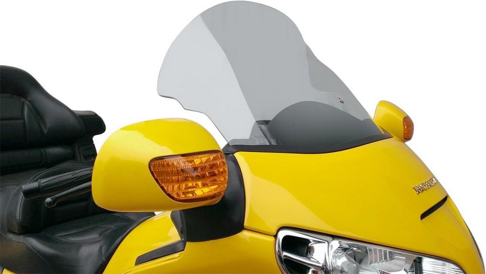KLOCK WERKS クロックワークス スクリーン ウインドシールド FLAREモデル GL18 クリアー 【WINDSHIELD FLRE GL18 CLR [2312-0239]】 GL1800 Gold Wing 2001 - 2016