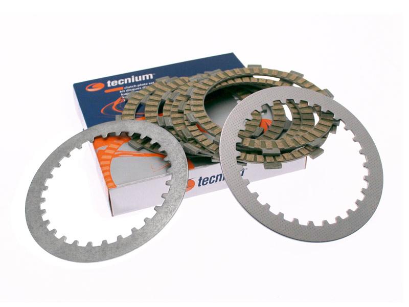 TECNIUM テクニウム トリム クラッチプレートキット KX80 1988用 (KIT DISCS TRIMMED FOR KX80 1988【ヨーロッパ直輸入品】) KX80 (80) 88