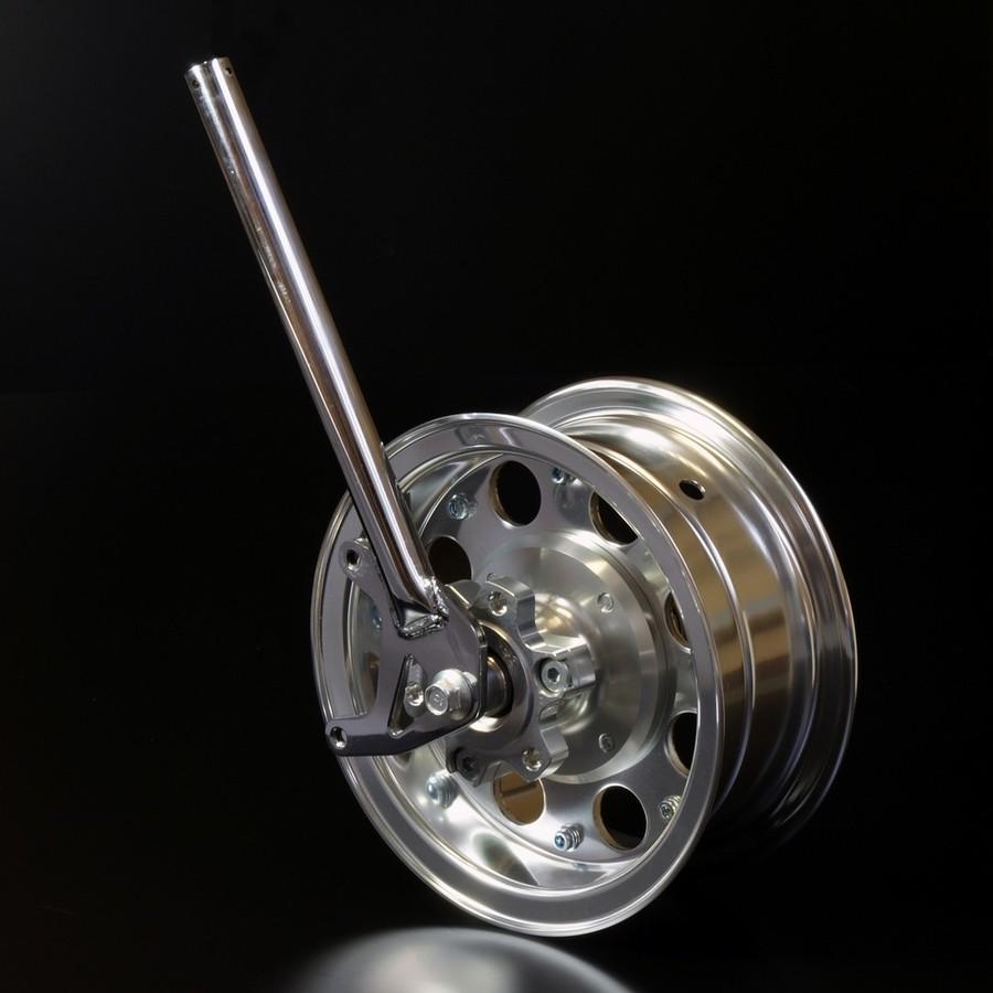 G-Craft Gクラフト ジークラフト スイングアーム モンキー8インチ3.5Jフロントディスクキット ゴリラ モンキー